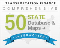 Project Finance State by State Map