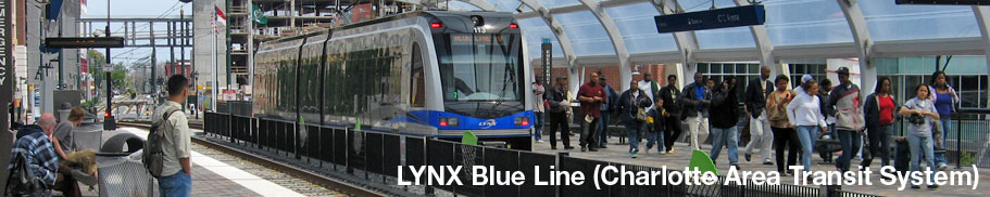 Lynx Blue Line (CATS)