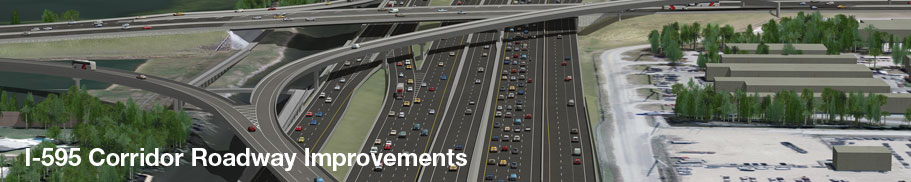 I-595 Corridor Roadway Improvements